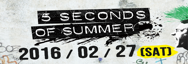 5SOS 'Sounds Live Feels Live' 2016 Tour in Shanghai