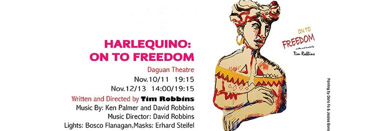 Harlequino: On to Freedom