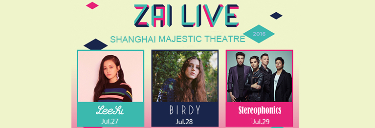 ZAI LIVE Presented by Live Nation