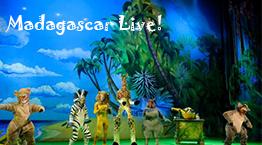 Madagascar Live! In Shanghai