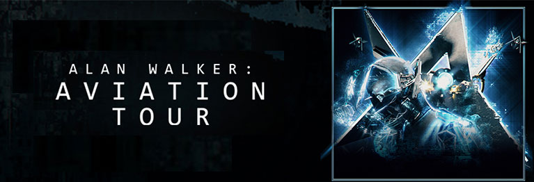 Alan Walker: Aviation Tour Live in Foshan 2019