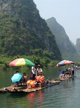 桂林风景区 十二滩景区【网上预订】– 大麦网