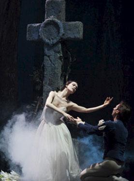 Giselle by Milan La Scala Ballet in Guangzhou