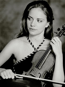 ​VIOLIN RECITAL BY JULIA FISCHER
