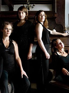 音乐后花园 都怪摇滚乐 荷兰Wishful女子阿卡贝拉合唱团