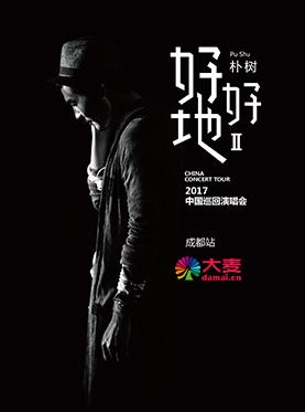 """朴树""""好好地II""""2017中国巡回演唱会-成都站"""