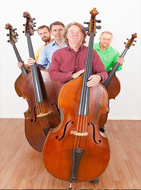 """魅力古典音乐季V """"音""""为有你而精彩——维也纳低音贝斯音乐会-来自维也纳爱乐的音乐家系列"""