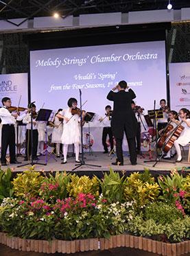 《琴韵之声》新加坡琴韵少儿弦乐室内乐团音乐会