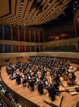 2017五月音乐节:吉顿·克莱默七十岁生日特别巡演——波罗的海弦乐团和布达佩斯交响协奏乐团音乐会