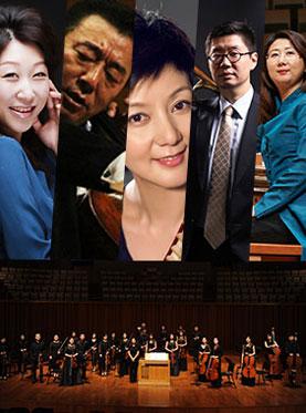 2017五月音乐节:管风琴与中国名家室内乐音乐会