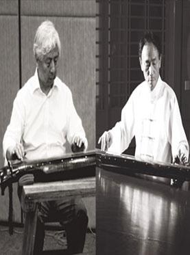 《海上清音》之三:吴自英 姚公白古琴音乐会