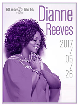 BLUE NOTE BEIJING   DIANNE REEVES