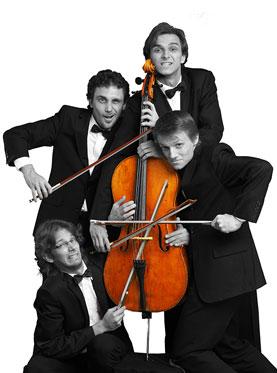 布拉格大提琴四重奏音乐会