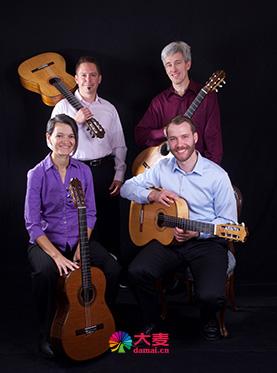 美国明尼阿波利斯吉他四重奏音乐会