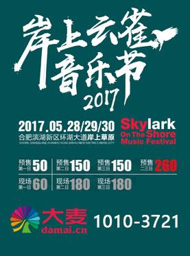 2017合肥岸上云雀音乐节