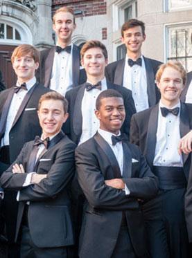 北京音乐厅2017国际古典系列演出季 欢乐人声——哈佛大学鳄鱼合唱团无伴奏合唱音乐会