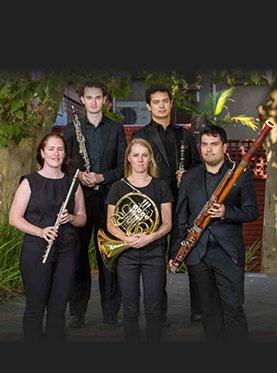 《舞曲之夜—澳大利亚非凡管乐五重奏音乐会》