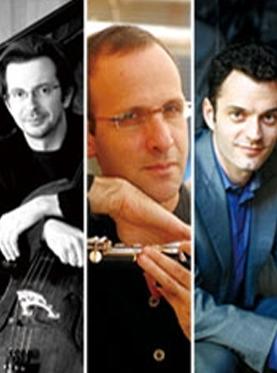 漫步时光—以色列爱乐单簧管三重奏音乐会
