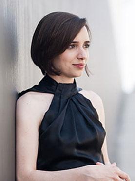 环球音乐奖得主 葡萄牙钢琴家玛塔•梅内兹独奏音乐会