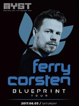 Ferry Corsten At MYST