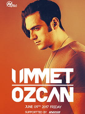 TOP 100 DJs 19 Ummet Ozcan