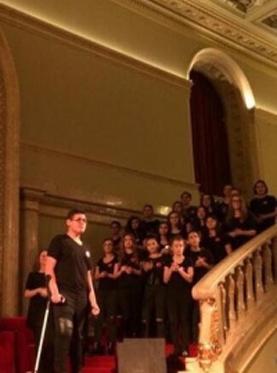 布加勒斯特国家歌剧院合唱团音乐会