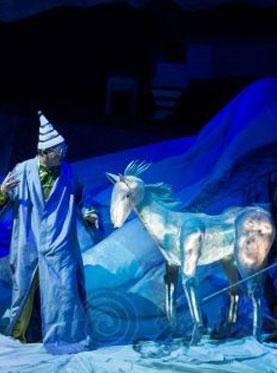 奇幻儿童亲子剧《蓝马》