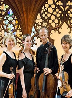 新西兰弦乐四重奏音乐会