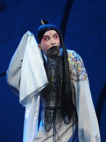 长安大戏院9月11-12日 昆剧《景阳钟》