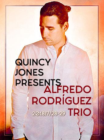 Blue Note Beijing Quincy Jones Presents ALFREDO RODRI?GUEZ TRIO