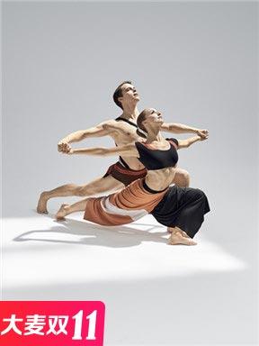 2018国家大剧院舞蹈节:玛莎·葛兰姆现代舞团《寂静悲喜》