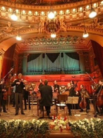 假声男高音佛朗哥?法吉奥利与威尼斯巴洛克合奏组音乐会