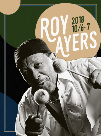 Blue Note Beijing ROY AYERS
