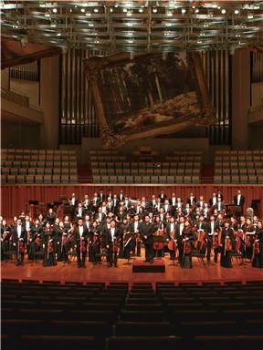 中央歌剧院音乐会版歌剧《马可波罗》