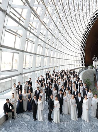 """国家大剧院合唱团:""""青春作伴好还乡""""中国民歌合唱音乐会"""