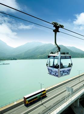 香港昂坪360缆车票