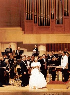 俄罗斯爱乐交响乐团音乐会