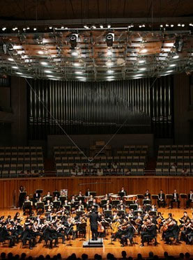 China National Symphony Orchestra Concert-Homage to the classical in Beijing