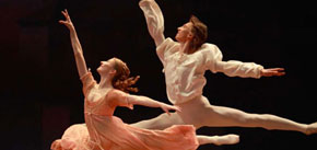Romeo and Juliet by Royal Winnipeg Ballet Troupe in Guangzhou