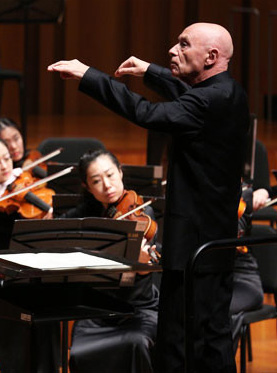 NCPA 7th Anniversary Concert: Eschenbach Conducts Mozart and Beethoven