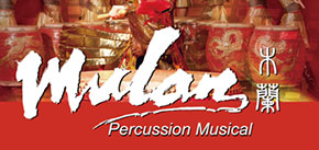 Mulan-The Percussion Musical in Beijing