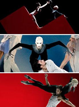 Faust by Les Ballets De Monte-Carlo in Beijing
