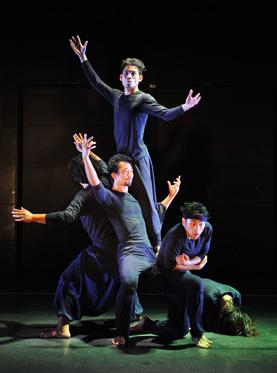 L'Orphelin 2.0 Théâtre de la Feuille in Guangzhou