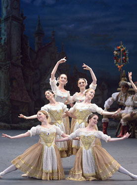English National Ballet Coppélia in Guangzhou