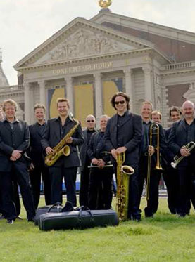 GOH Anniversary Event Jazz Orchestra of the Concertgebouw with soloist Madeline Bell
