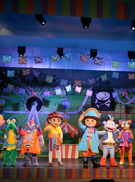 Dora's Pirate Adventure in Guangzhou