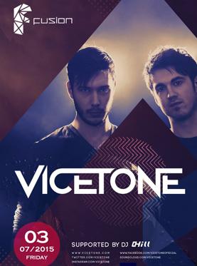 Vicetone at FUSION