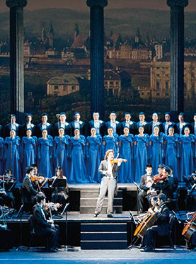 The Beautiful Blue Danube—The Story of Johann Strauss´ 1872 US Tour