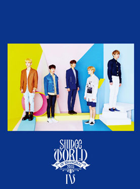 ​SHINee CONCERT SHINee WORLD IV in SHANGHAI