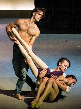 Dance Ballet By The German National Youth Ballet